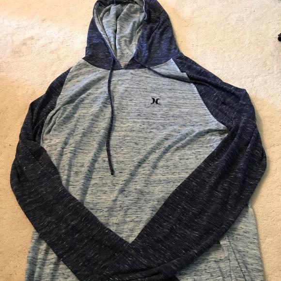 Hurley Other - Hurley Buckle light hoodie